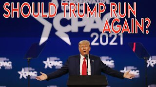 Do Conservatives Want Trump Again? | Surprising Answers | CPAC 2021