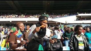 SOUTH AFRICA - Pretoria - Presidential Inauguration at Loftus Versveld (Video) (2pm)