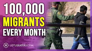 Joe Biden Caused the Immigration Crisis