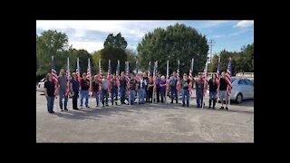 Patriot Guard Riders Honor Vietnam Veteran (East TN)