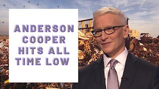 Anderson Cooper Not So Cool After All