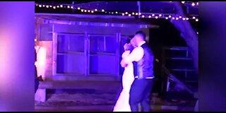 Groom killed at wedding reception