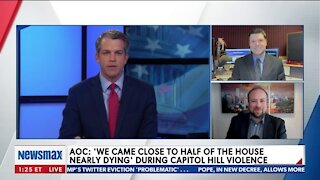 Capitol Breach Compared to Kristallnacht