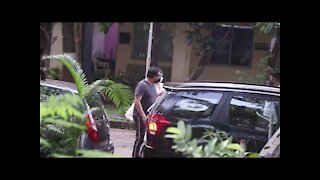 Anurag Kashyap Leaves Versova Police Station After Long Questioning   SpotboyE