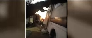 Body cam footage from Henderson police involved shooting
