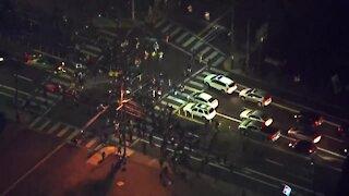 Dozens arrested as violent Portland protests continue