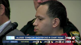 Accused 'Zombicon' shooter trial set to begin Monday