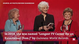 Getting to know Betty White | Rare People