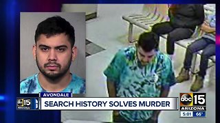 Suspect in Avondale homicide from March arrested