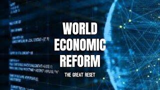 World Economic Reform With Pastor Anthony