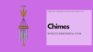 Piano Adventures Performance Book Primer - Chimes