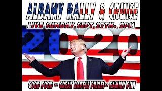Trump Cruise Albany Oregon!