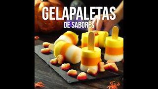 Flavored Gelapaletas