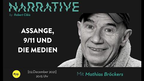 Narrative #29 - Mathias Bröckers