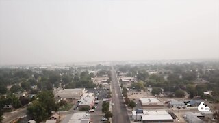 Air quality can affect health