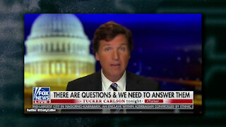 Tucker Carlson Pushes Back Against Media, Calls For Transparency On Alleged Election Voter Fraud