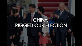 China Won by Election Fraud!