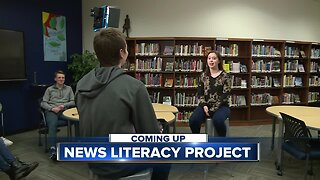 News Literacy Project: School safety from the students' point of view