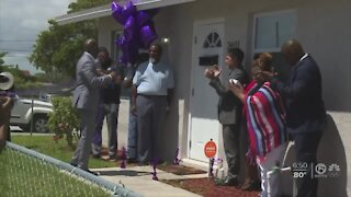 New housing in Riviera Beach for people experiencing homelessness