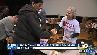 Project Homeless Connect offers a day of help