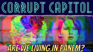 Washington DC has become Capitol City of Panem