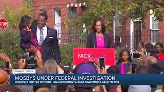 Mosbys under federal investigation