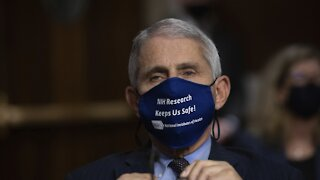 Fauci Says U.S. Needs Mask Mandate To Combat Virus Spread