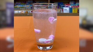 Science Sundays: Valentine's Dancing Candy Hearts