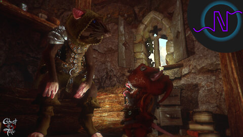 LEARNING SILAS' PAST! NOW I KNOW EVERYTHING! - Ghost of a Tale Playthrough - E35