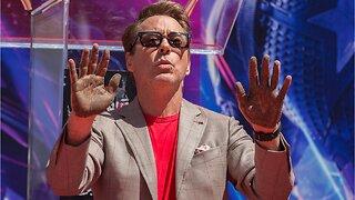 Robert Downey Jr. Throws Women Of Marvel Lunch