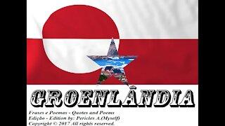 Bandeiras e fotos dos países do mundo: Groenlândia [Frases e Poemas]