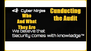 All About Cyber Ninjas!