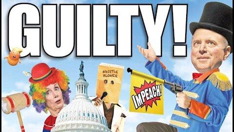 Pepe Impeachment Circus Show