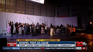 23ABC Community Connection: Gospel Fest at CSUB