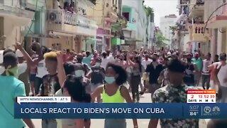 Cubans in South Florida hopeful for change