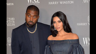 Kim Kardashian West gifted hologram of her late father by husband Kanye