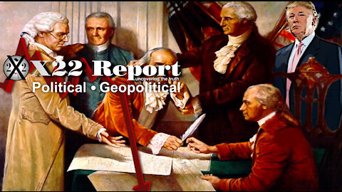 Ep. 2610b - The People Are Figuring It Out, But When A Long Train Of Abuses & Usurpations…