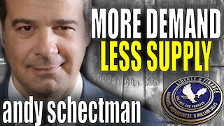 """""""This Market Can't Handle It""""   Andy Schectman"""