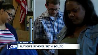 Mayor's Tech Program giving high school students experience