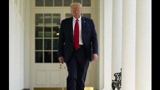 President Trump's continued pushback against president-elect Joe Biden
