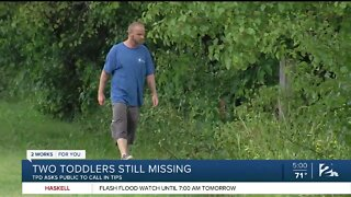 Two Toddlers Still Missing