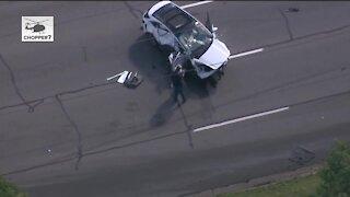1 child killed, 2 critically injured in Detroit crash