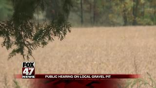MDEQ public hearing on Jackson County gravel pit scheduled Thursday