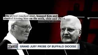 Federal grand jury empaneled to investigate Buffalo Diocese
