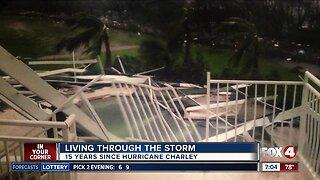 Remembering Hurricane Charley 15 years ago