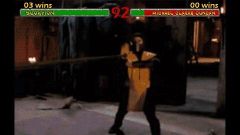 YTMND: You can't run from Scorpion