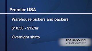 Who's Hiring: Premier USA