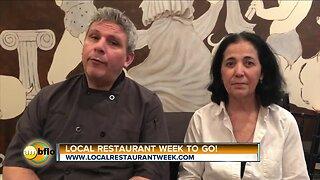 Local Restaurant Week Cipollina Restaurant