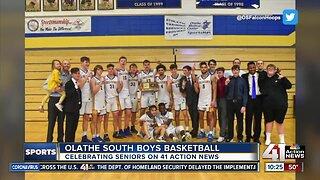 Olathe South Boys Basketball