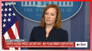 Psaki Answers Questions About Placing Blame on the Unvaccinated - 2598